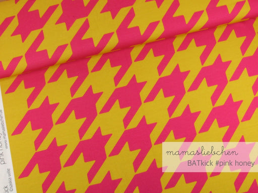 Batkick Jersey, Pink-Honey by Mamasliebchen