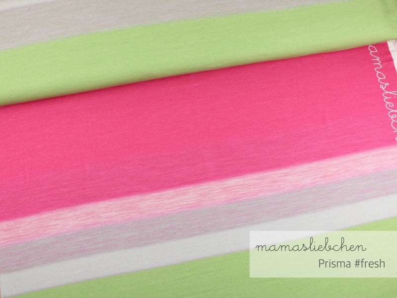 Prisma Fresh Jersey RAPPORT by mamasliebchen