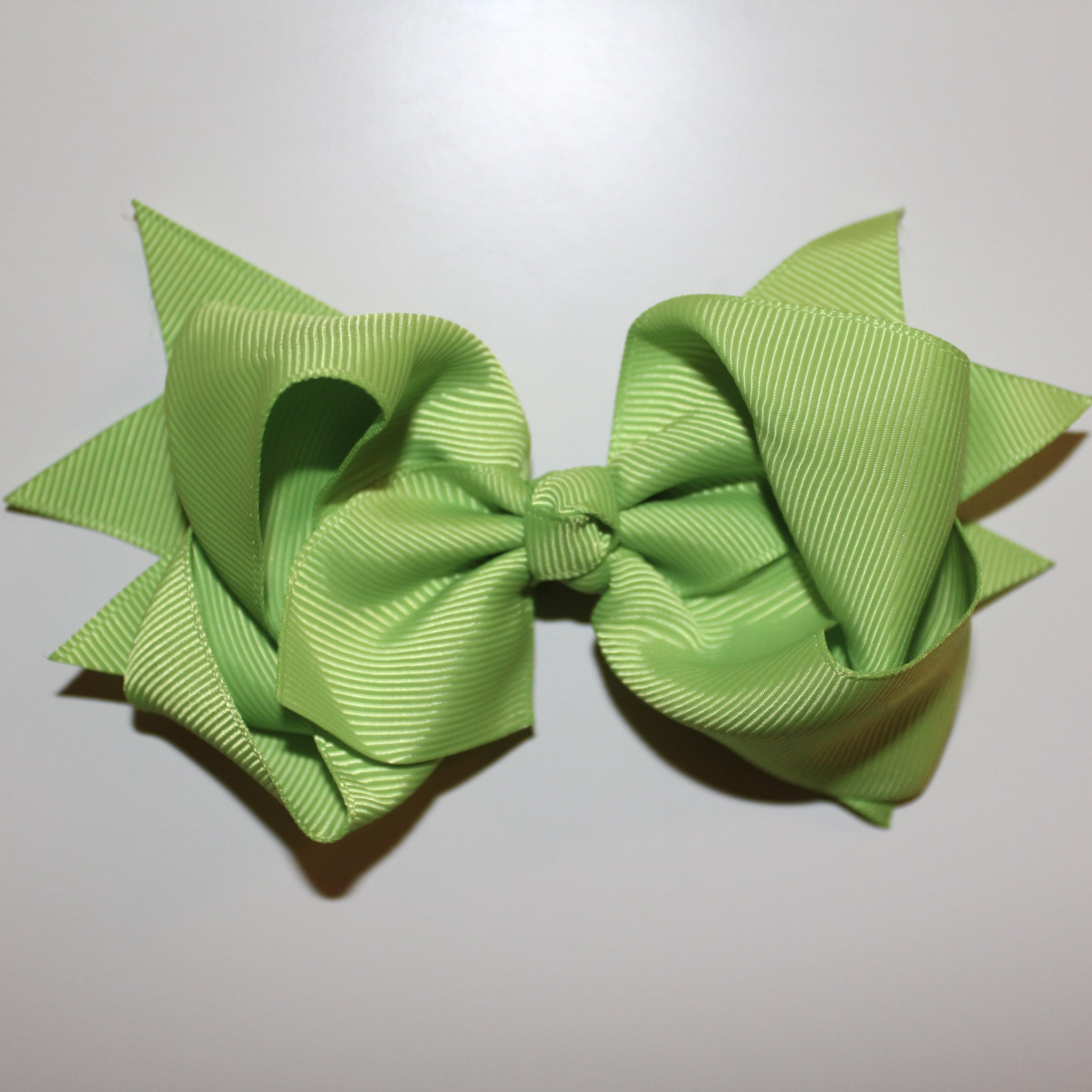 Maxi Bow - Apple Green