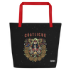 Coatlicue - Beach Bag - WS