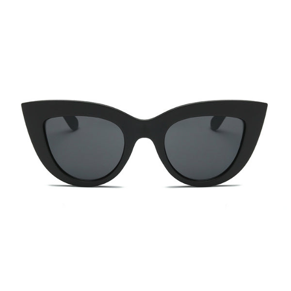 Amalfi Sunglasses - Matte Black