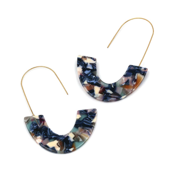 Aria Resin Earrings