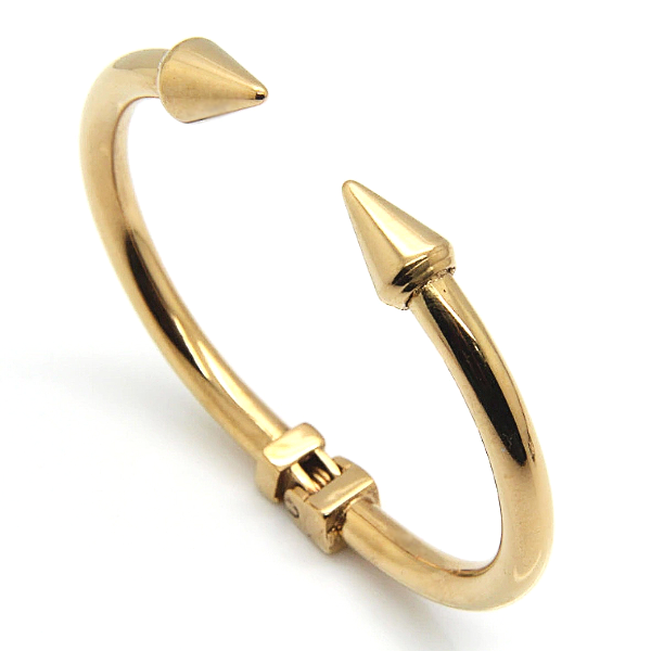Arrow Cuff Bracelet - Stainless Steel