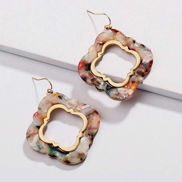 Artemis Resin Earrings