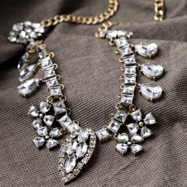 Bellezza Statement Necklace