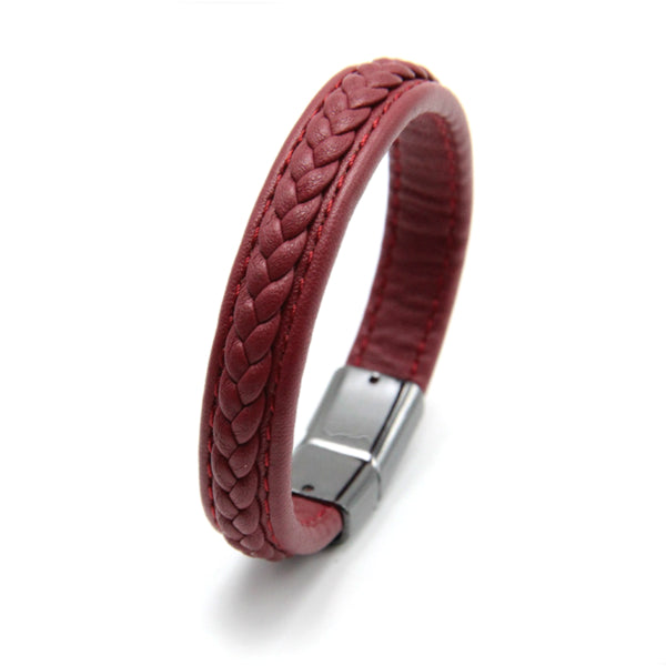 Born Free Leather Bracelet