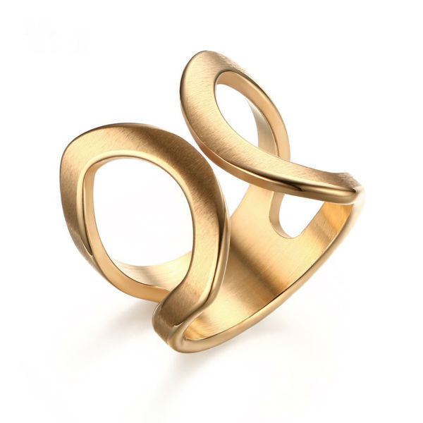 Calypso Ring - Gold - Stainless Steel