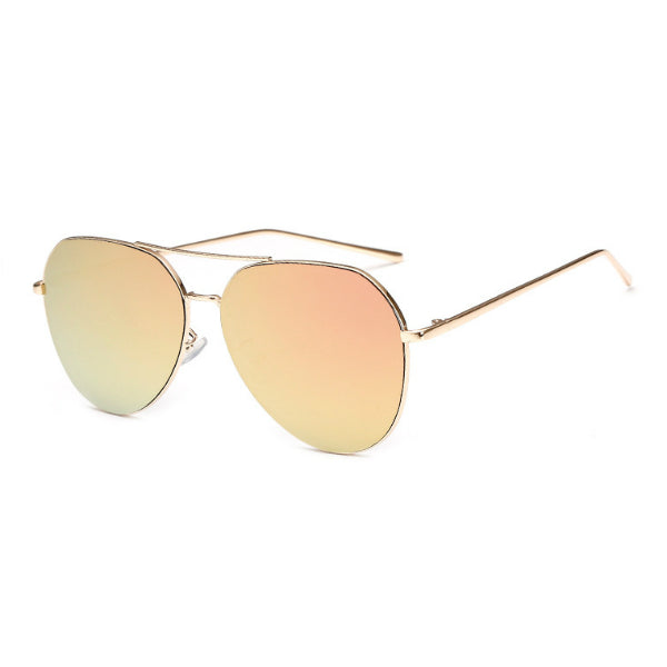 Carrara Sunglasses - Rose Gold Mirror