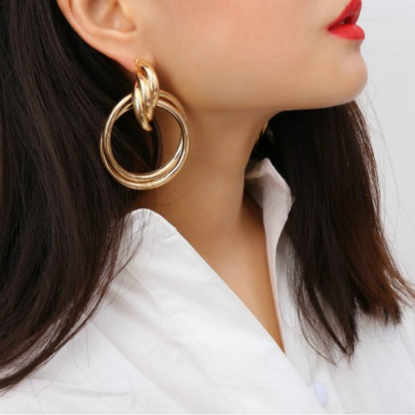 Circe Statement Earrings