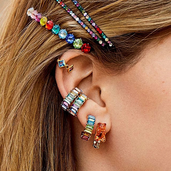 Colorful Ear Cuff