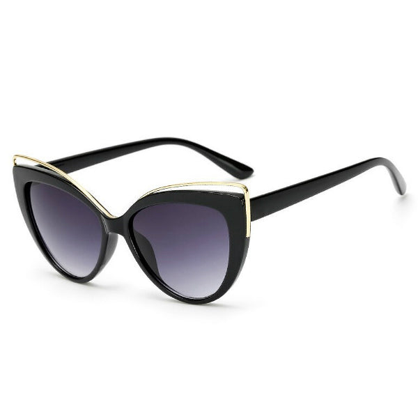 Como Sunglasses - Black