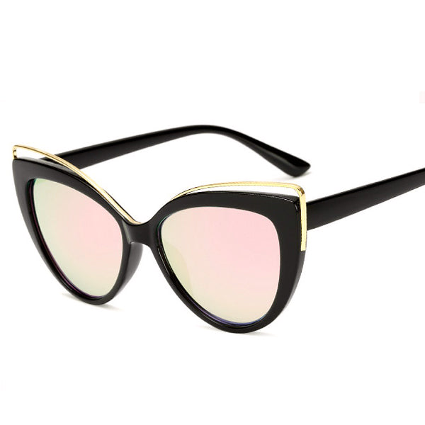 Como Sunglasses - Rose Gold