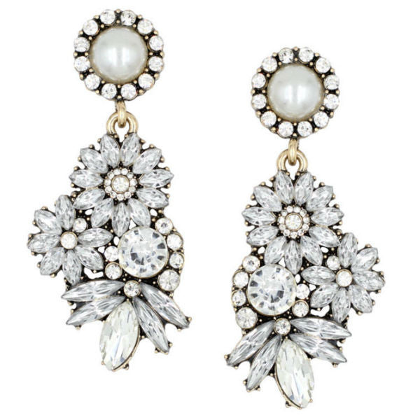 Dalilia Statement Earrings