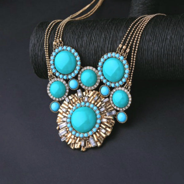 Damaris Statement Necklace