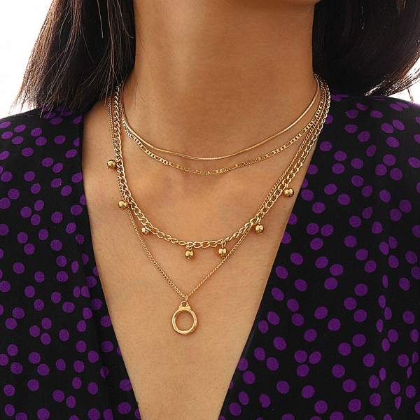 Davina Layered Necklace