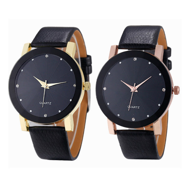 Deluxe Black Watch