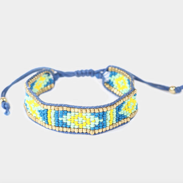 Denali Beaded Bracelet