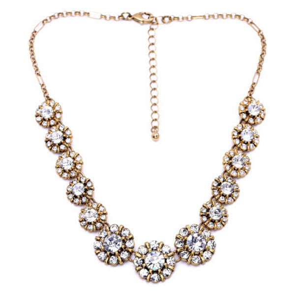 Elsie Statement Necklace