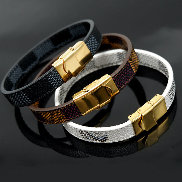 Elveene Leather Bracelet - Strap