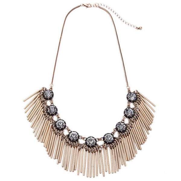 Fabiola Statement Necklace