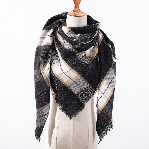 FALL in Love Triangle Scarf