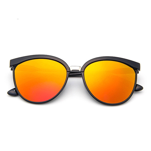 Granada Sunglasses - Orange Mirror