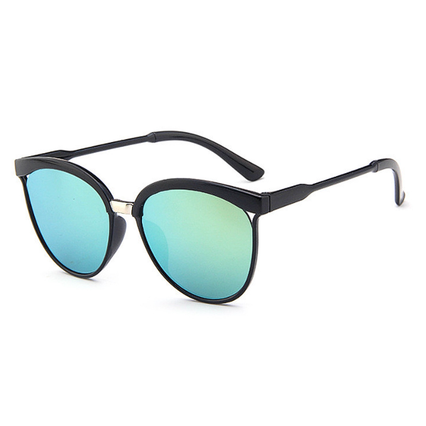 Granada Sunglasses - Blue/Green Mirror