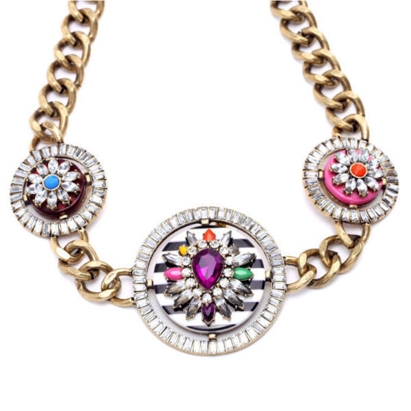 Kensie Statement Necklace