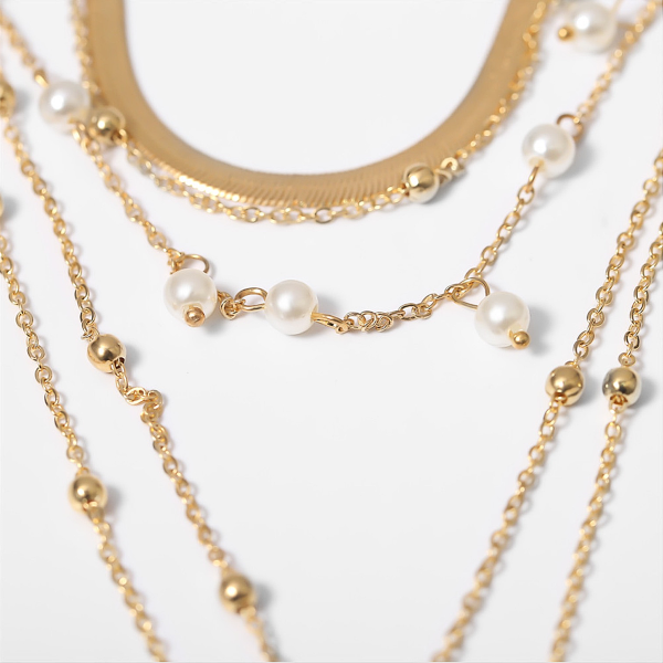 Lilia 2-in-1 Layered Necklaces