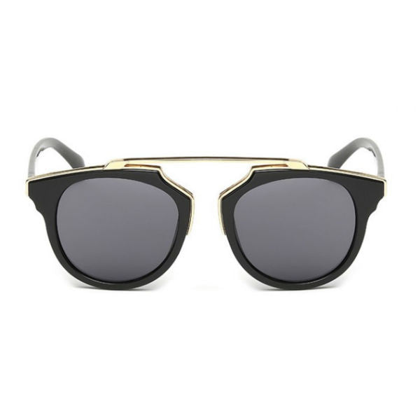 Milan Sunglasses - Black