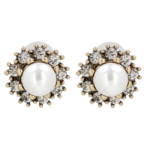 Pearl Aura Earrings