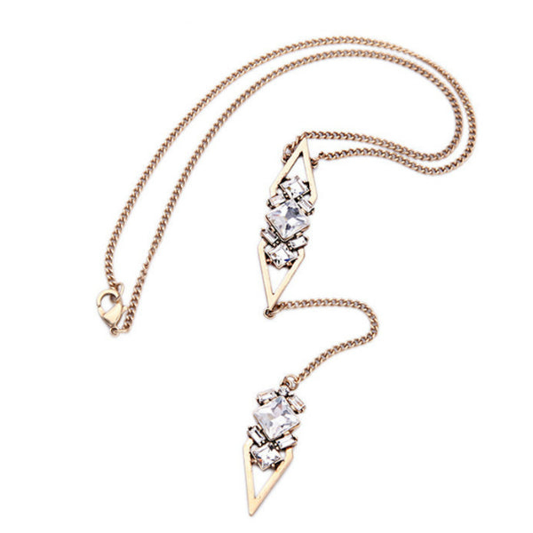 Princess Lariat Necklace