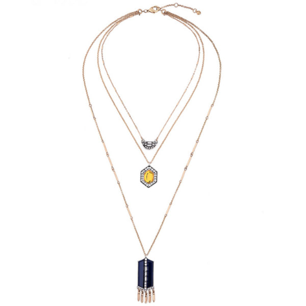 Serena Layered Multi-way Necklace Set