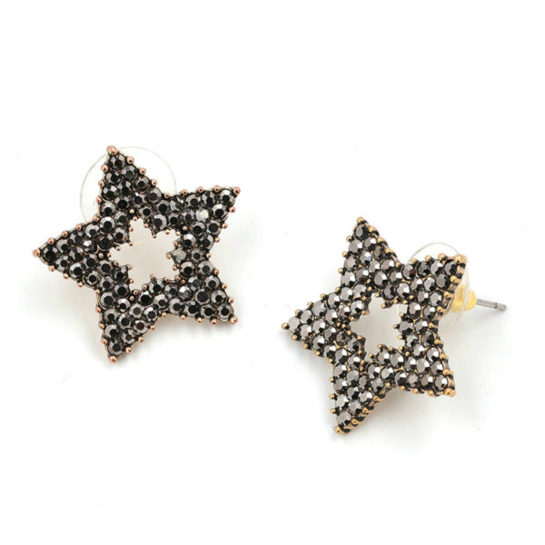 Sparkly Star Earrings
