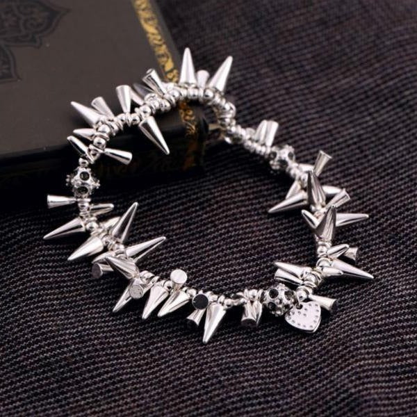 Spike Stretch Bracelet