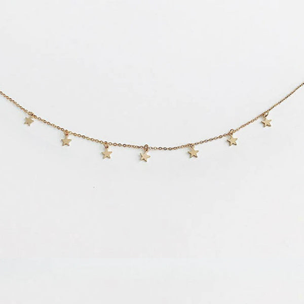 Star Dainty Necklace/Choker