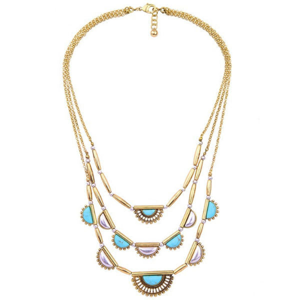 Thalia Long Multi-way Statement Necklace Set
