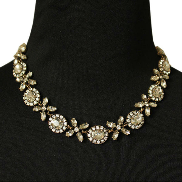 XOXO Statement Necklace
