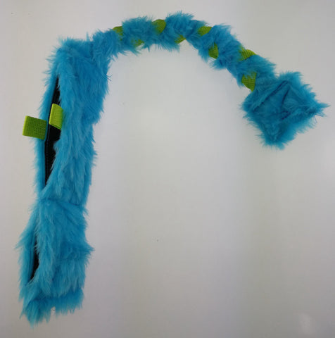 Fluffy Nyam Treat Pouch Braid