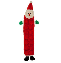 Outward Hound Holiday Santa Squeaker Matz