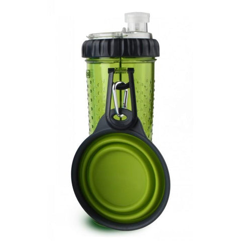 Popware - SNACK DUO 2 x 360ml w/TRAVEL CUP