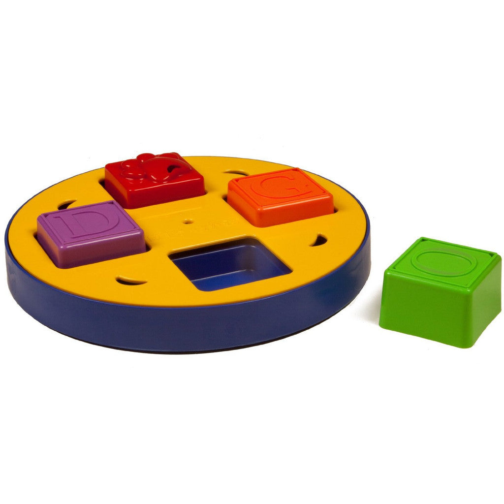 Kyjen Doggy Blocks Spinner