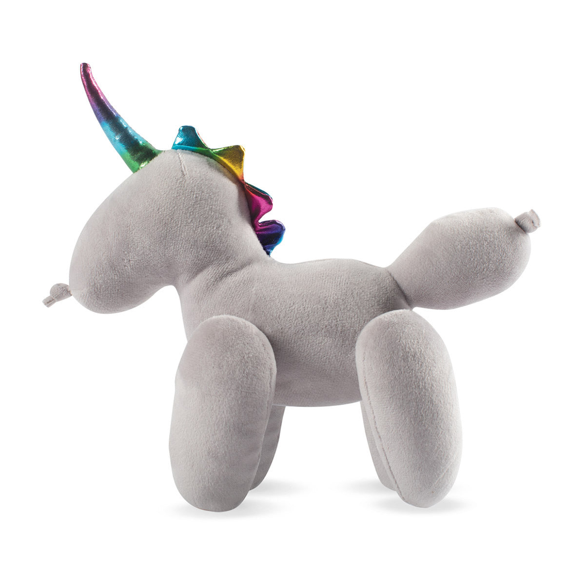 Fringe Studio Unicorn Balloon Animal Plush Dog Toy