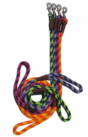 Mendota  Dog Soft Snap Lead - 4 feet length