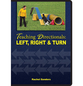 Teaching Directionals: Left, Right & Turn