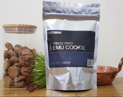 Freeze Dried 100% Emu Cookie