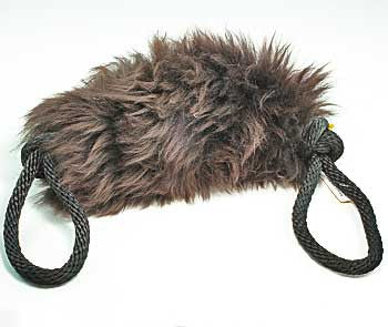 2 Handled Shaggy (Sheepskin) Tug