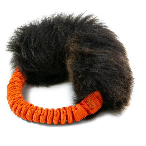 Sheep Fleece bungee ring tug