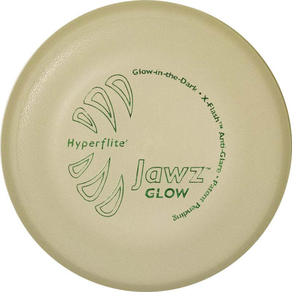 JAWZ Glow-in-the-Dark Disc