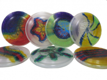 Ice Dye-Bottom Swirl-235-Super Hero Logo